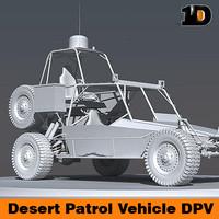 Desert Patrol Vehicle DPV