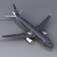 A320 Starflyer 3DModel