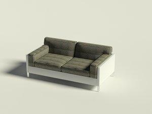 3dsmax poltrona talete sofa frau
