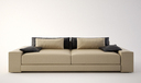 3d model sofa ligne roset