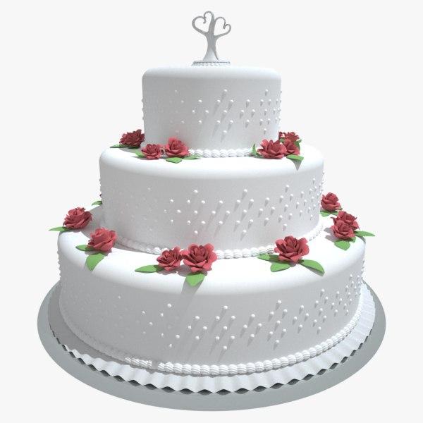 wedding cake 3ds