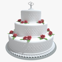wedding cake 3ds