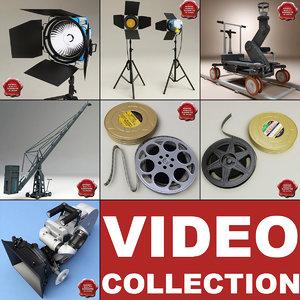3d model video v2