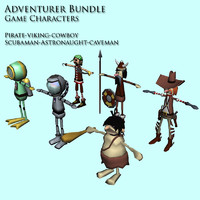 Adventurers Bundle