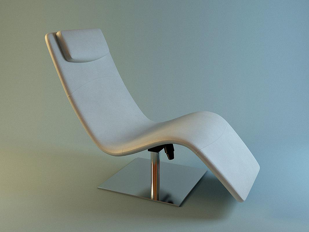 maya deck-chair chair