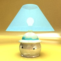 Lamp child room