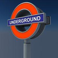 London Underground Signal