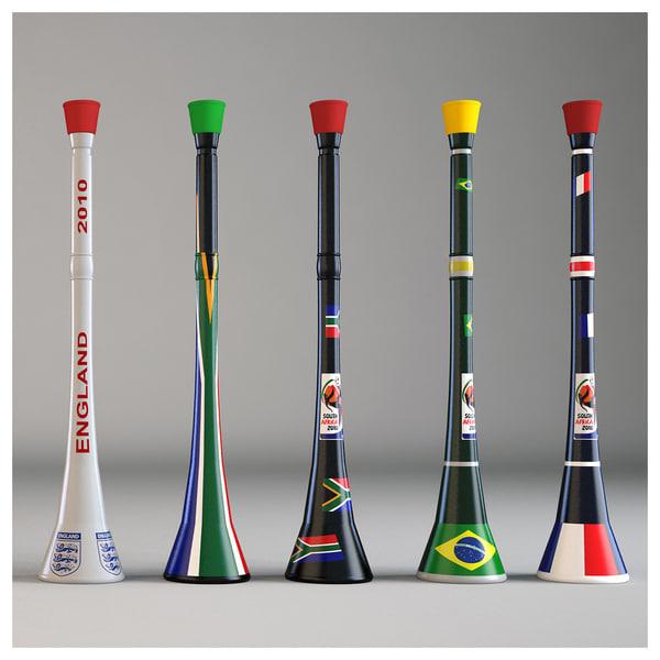 3dsmax vuvuzela vuvuzel