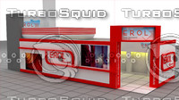 Erol exhibition stand design