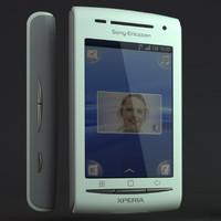 Sony Ericsson Xperia X8(1)