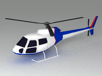 Helicopter AS350