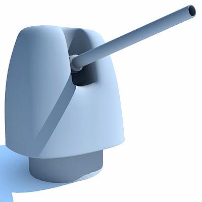 3ds deck gun
