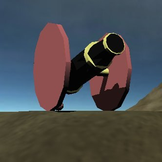 simple cannon 3ds free