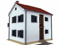 3d model house - 85