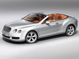 bentley continental gtc gt max