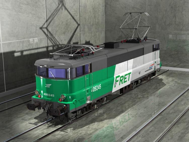 sncf fret locomotive max