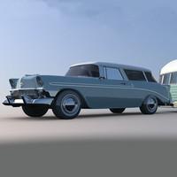 maya 1956 nomad trailer