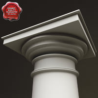 Tuscan Order Column