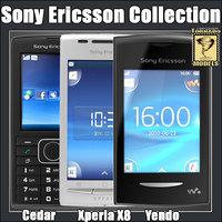 Sony Ericsson - Xperia X8, Yendo, Cedar