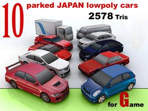 3ds japan cars 10