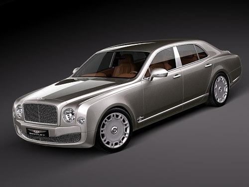bentley mulsanne luxury max