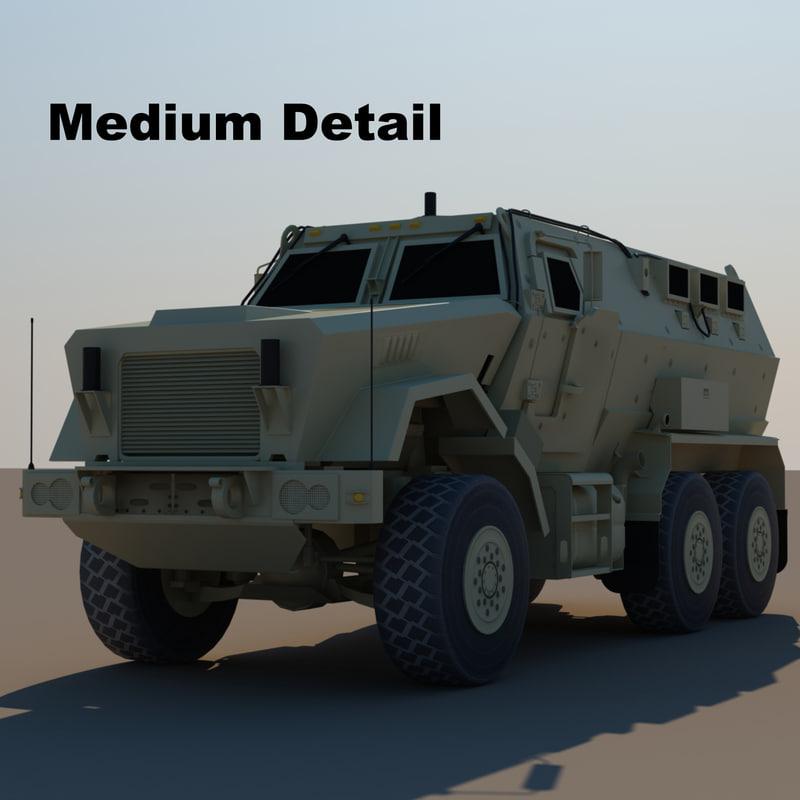 caiman mrap vehicle max