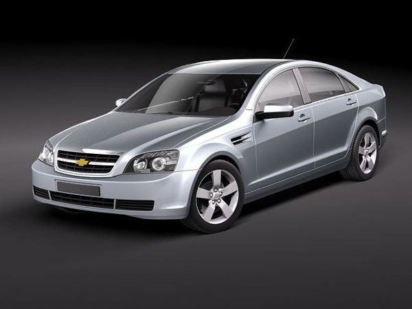 Modelo 3d Chevrolet Caprice 2011 Turbosquid 542294