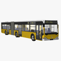 MB Citaro G ,Articulated Bus