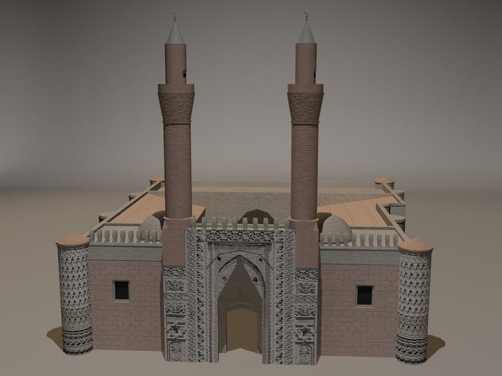 madrasa games temple 3d max