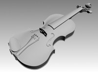 3d violin group smoothing model