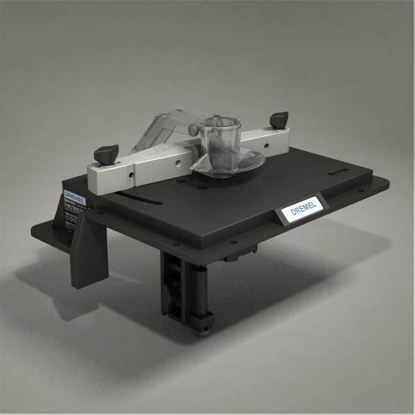 3ds max dremel shaper-router table