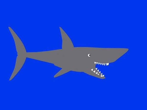free max mode shark
