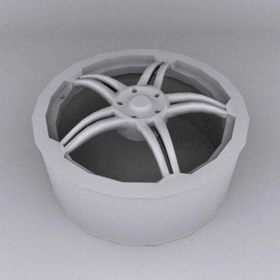 speedy mk v wheel 3ds