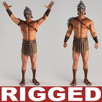 Gladiator Rigged