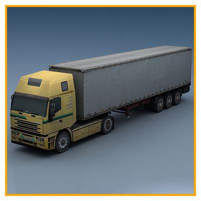 vehicle 3d model