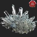 quartz 3D models