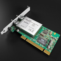 pc tuner card 3d model