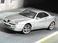 alfa romeo gtv sport 3d model