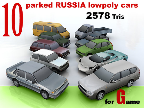 max russia cars 10