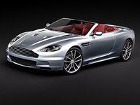 Aston Martin DBS Volante Cabrio 2010