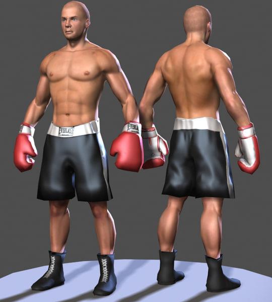 boxer man male max