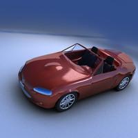 max car rendering