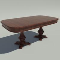 toscano ref p055 table 3d obj