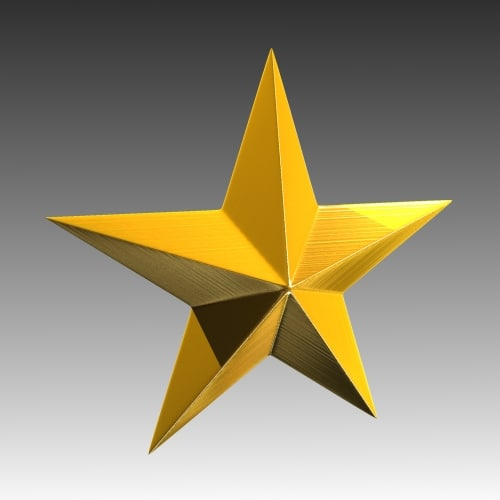 3ds star