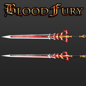 blood fury max