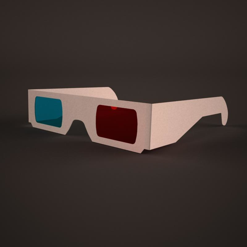 max stereoscopic glasses