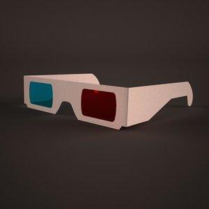 max stereoscopic glasses