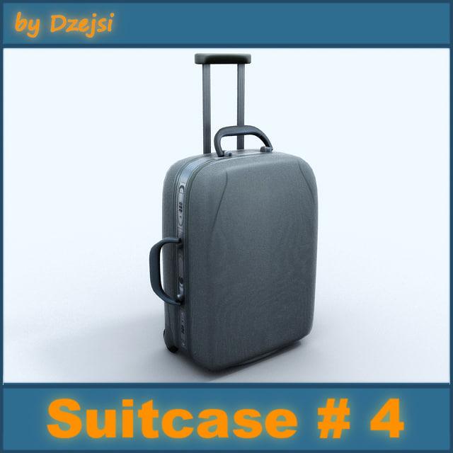 3ds max case suitcase