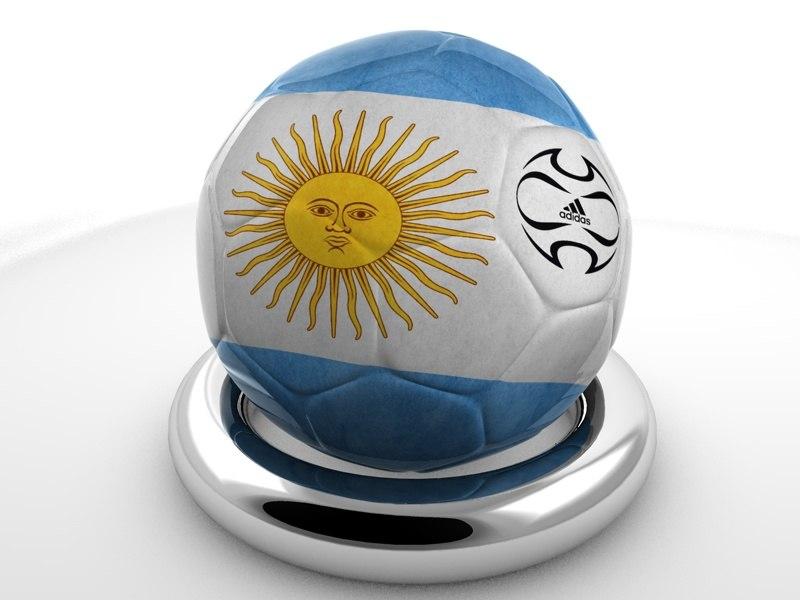 argentina ball soccer max