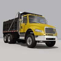 3d max dump truck